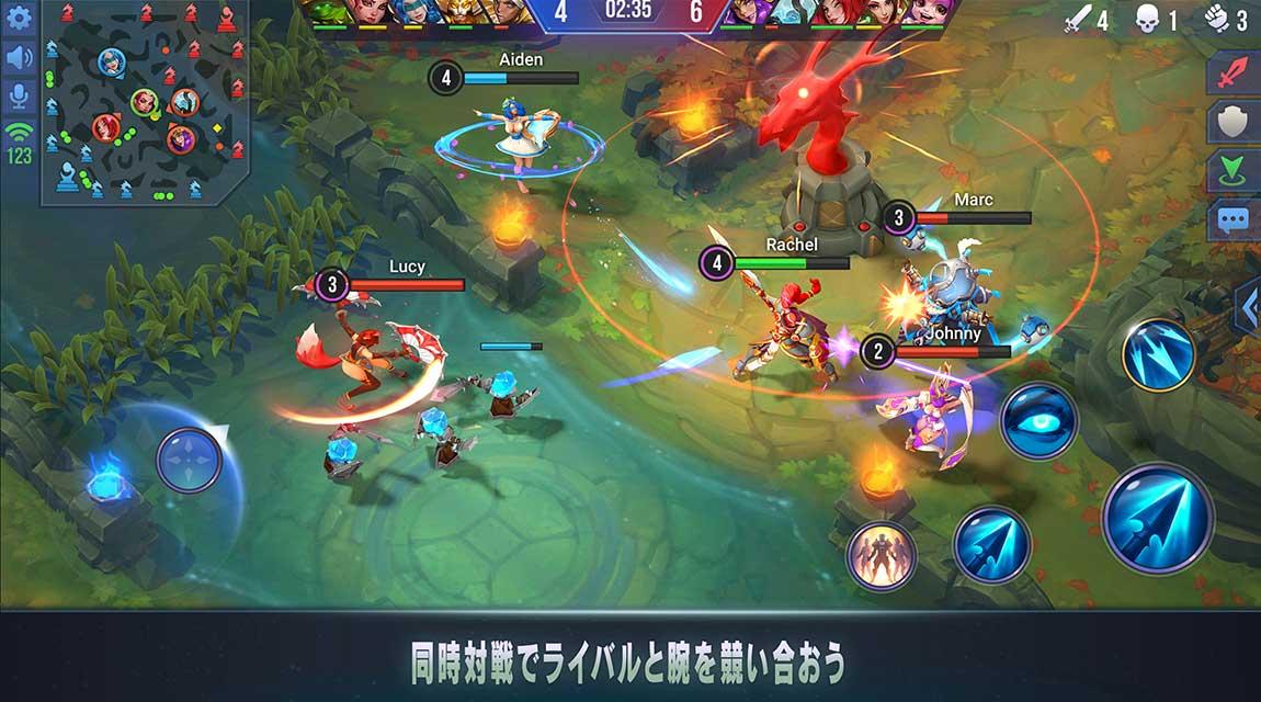 Dark Quest Championsのスクリーンショット_3