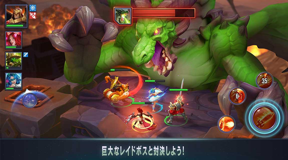 Dark Quest Championsのスクリーンショット_1