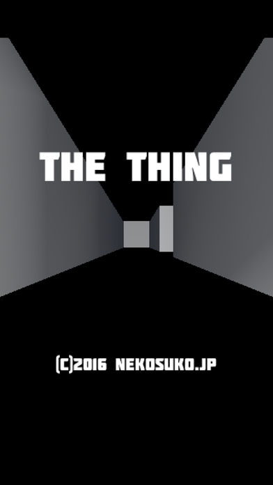 THE THING IN MAZEのスクリーンショット_1