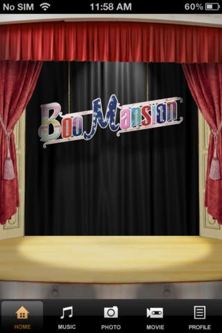 Boo Mansion Appのスクリーンショット_1