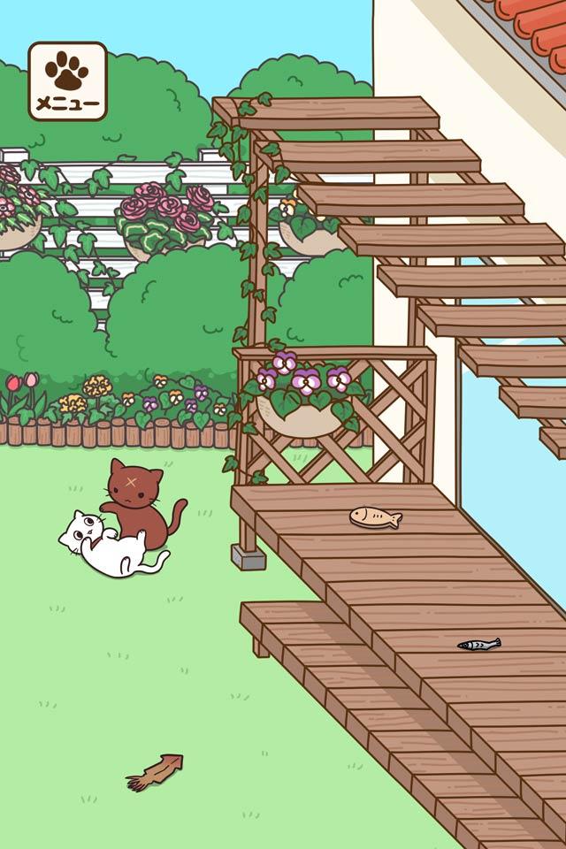 飼い猫ぐらしのスクリーンショット_1