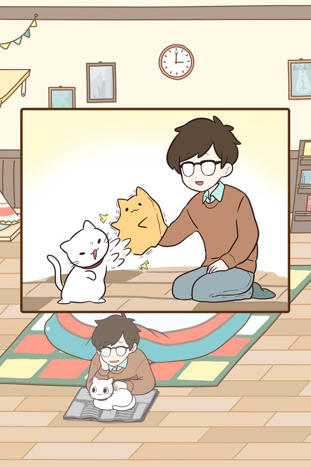 飼い猫ぐらしのスクリーンショット_3