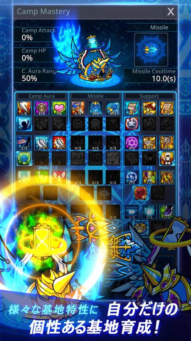 キャッチ アイドル - 2D放置育成RPGのスクリーンショット_4