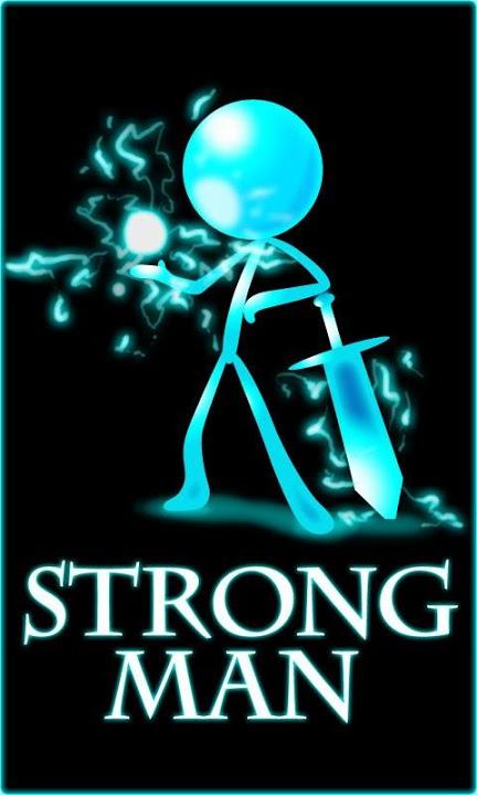 Strong Man ライブ壁紙のスクリーンショット_1