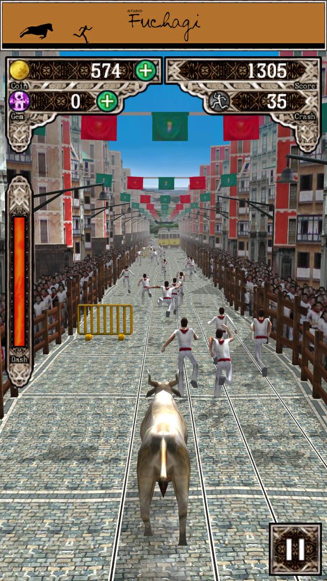 BullShot Runのスクリーンショット_3