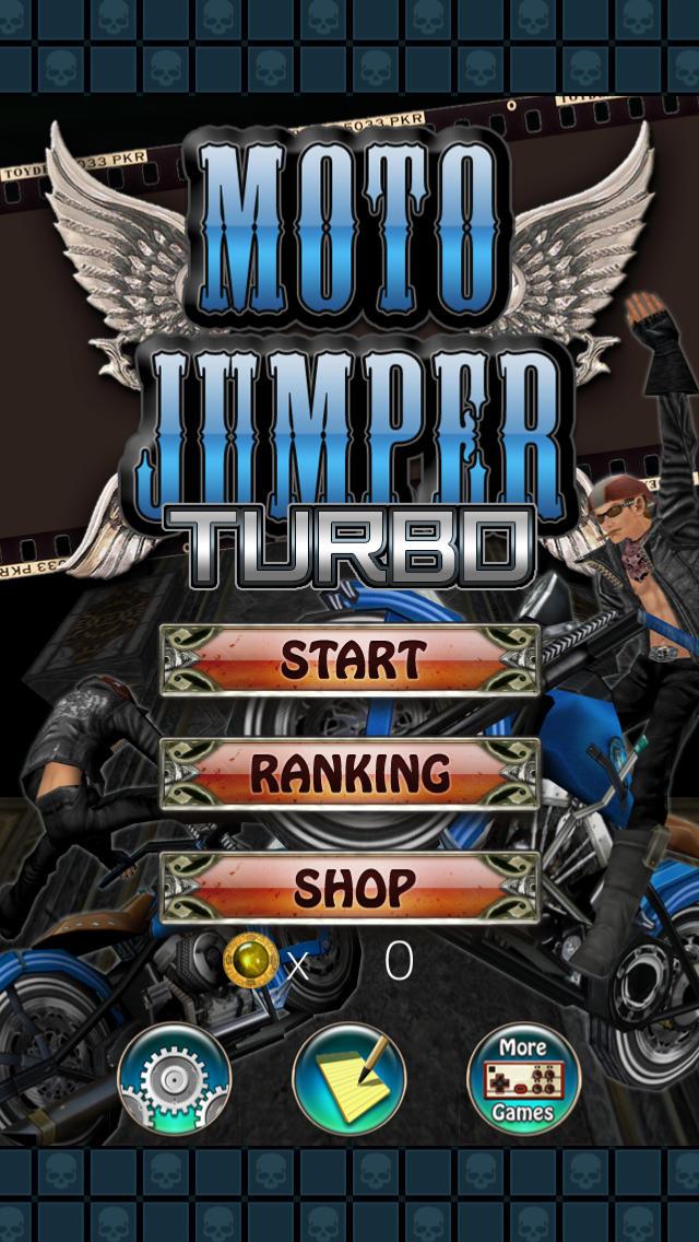 Moto Jumper Turboのスクリーンショット_1