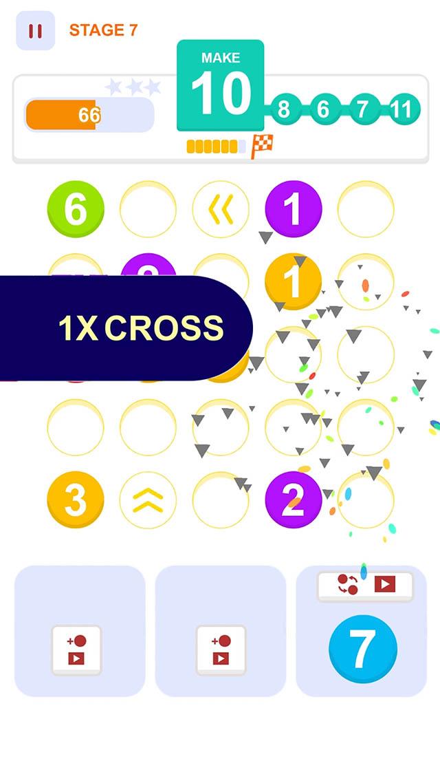 Addition Puzzleのスクリーンショット_2