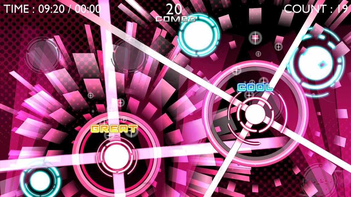 Luminous Tapのスクリーンショット_1