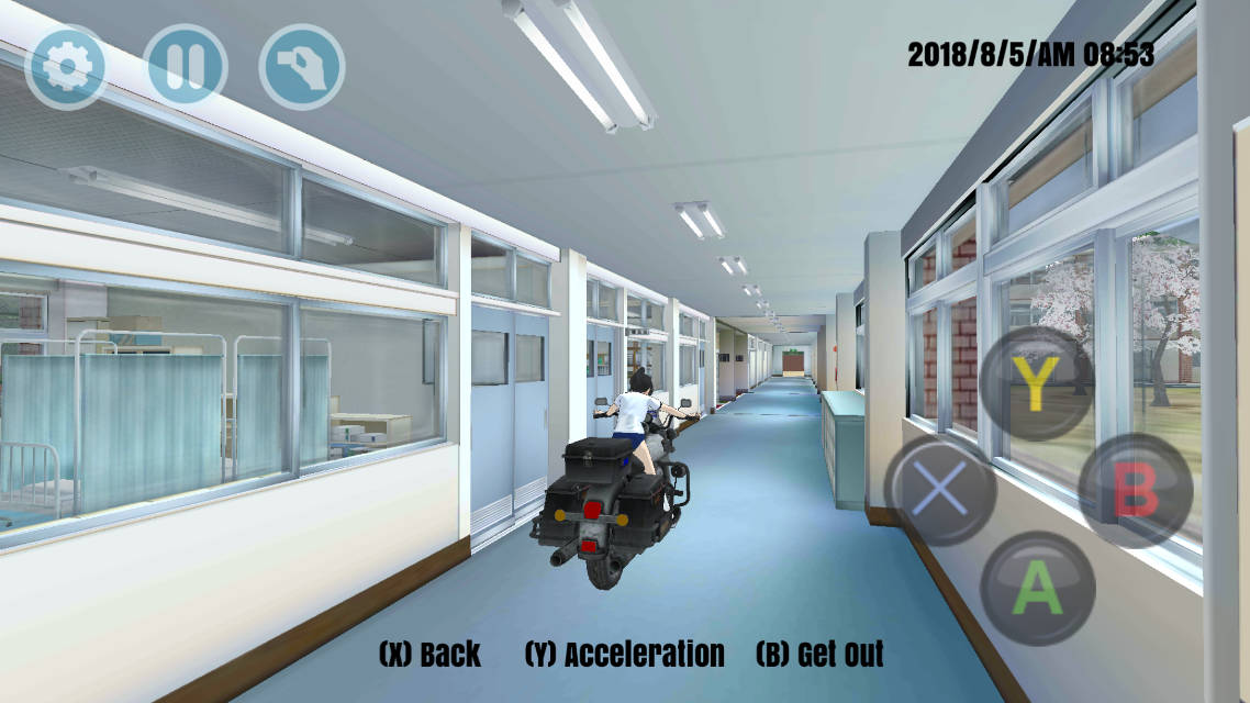High School Simulator 5のスクリーンショット_1