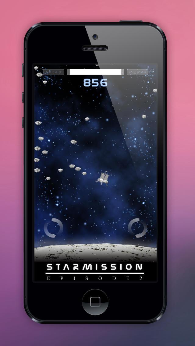 Star Mission Episode2-月面着陸編/人類の希望をのせて国際宇宙ステーションから月面へとむかう-のスクリーンショット_2