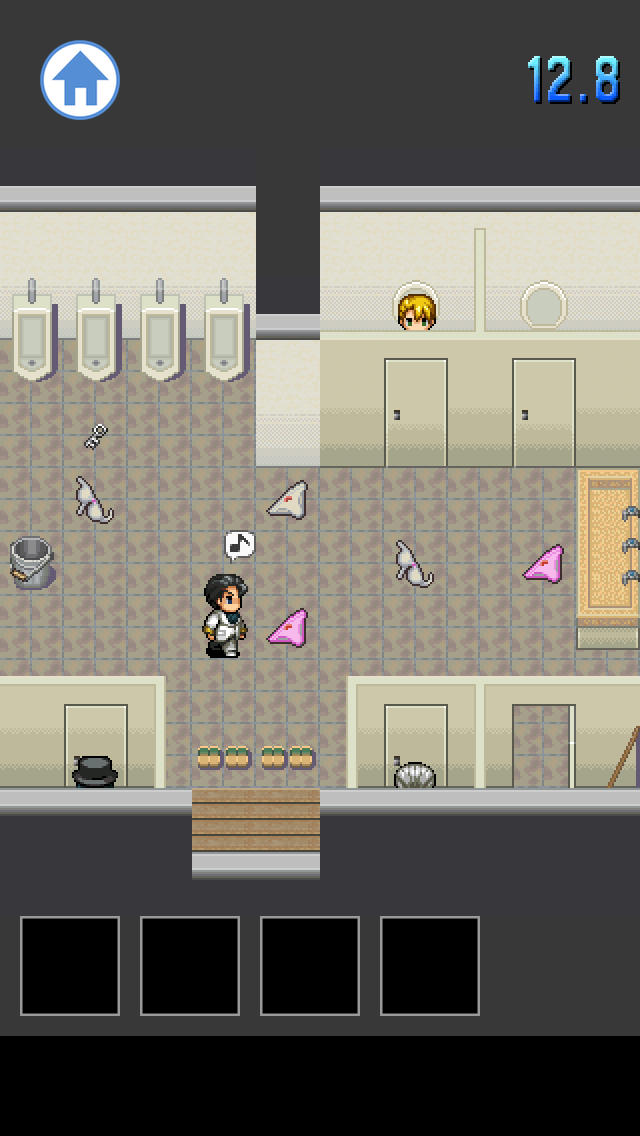 脱出ゲーム トイレに急げ!のスクリーンショット_3