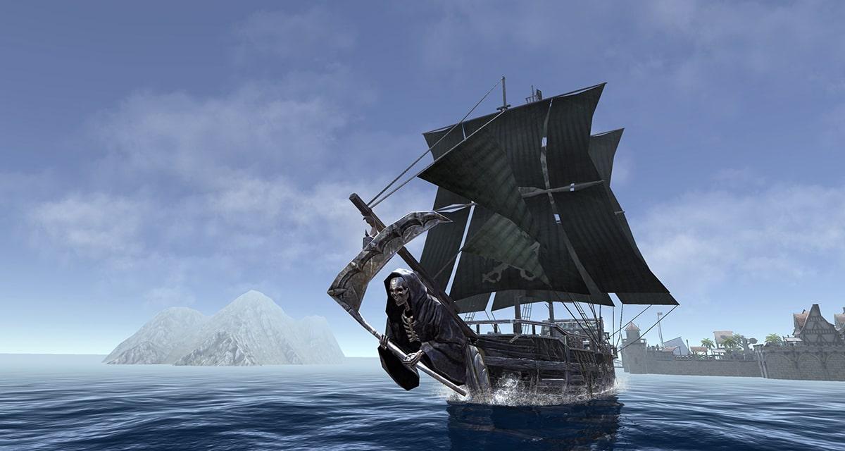 海賊仁義アルベルトのスクリーンショット_1