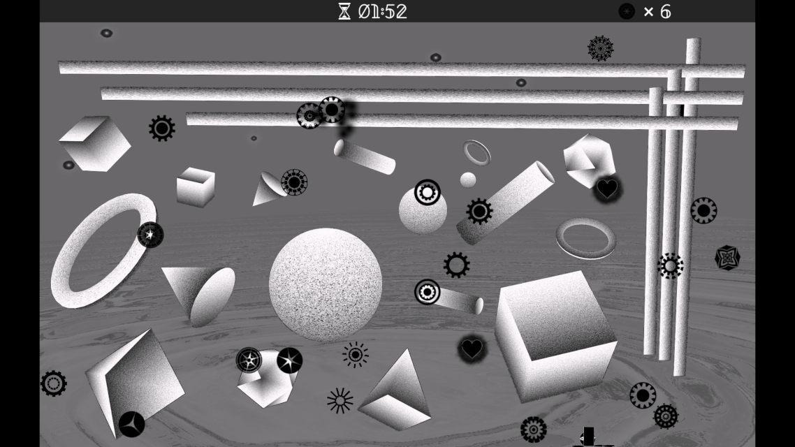 幾何世界のスクリーンショット_5