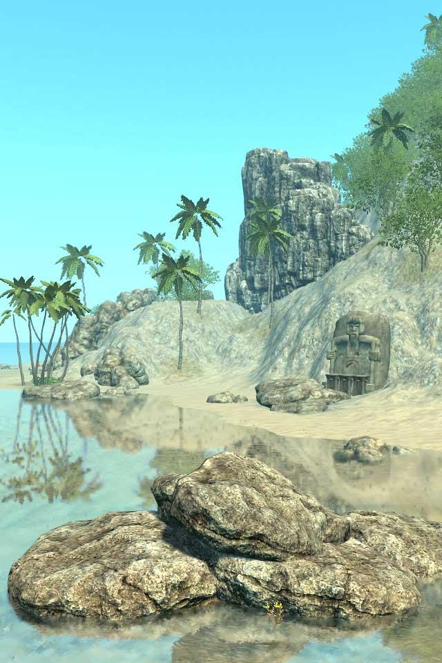 脱出ゲーム カリブの島からの脱出のスクリーンショット_2