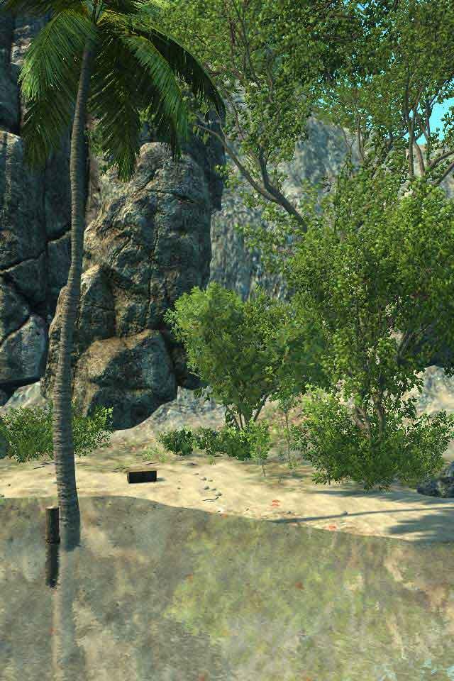 脱出ゲーム カリブの島からの脱出のスクリーンショット_5