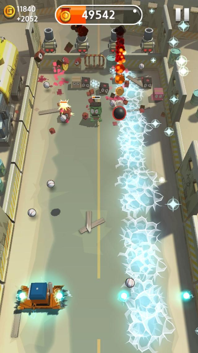 ゾンビパニックのスクリーンショット_3