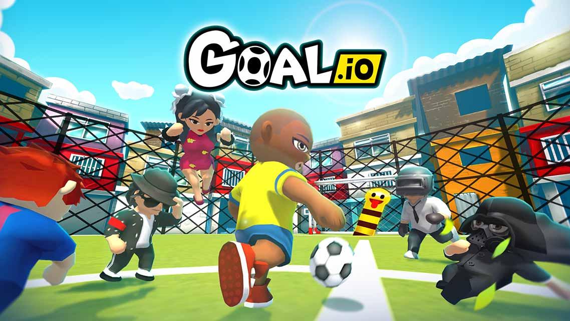 Goal.io:乱闘サッカーのスクリーンショット_5