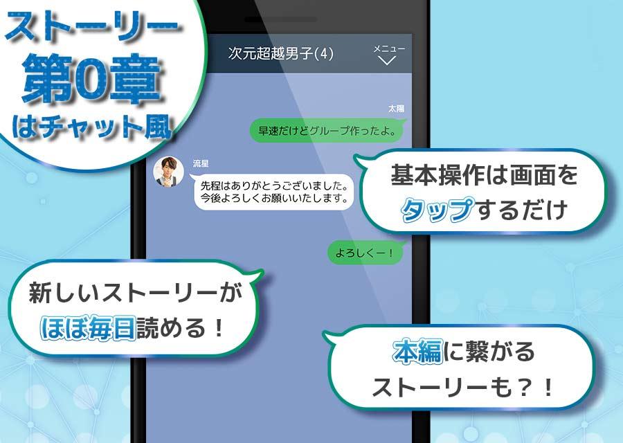 次元超越男子〜episode 0〜のスクリーンショット_2