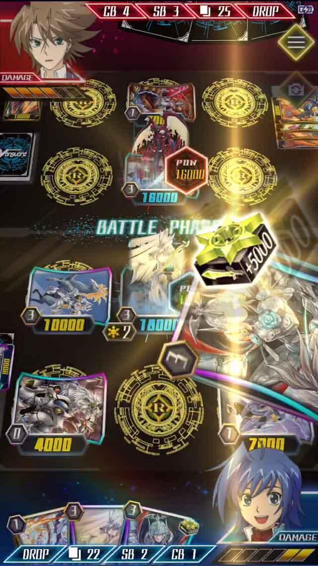 カードファイト!! ヴァンガードZEROのスクリーンショット_4