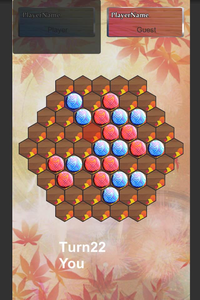 六角形の四目並べ【最強AI】HexagonalConnectFourのスクリーンショット_4