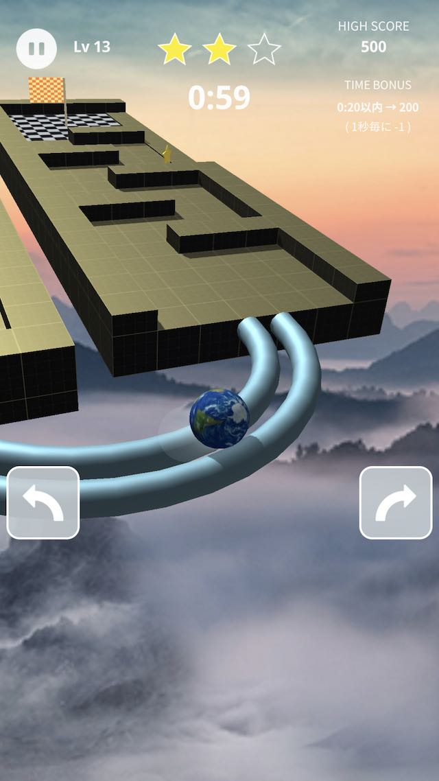 Tilt 360 - ボールバランス3D迷路のスクリーンショット_2