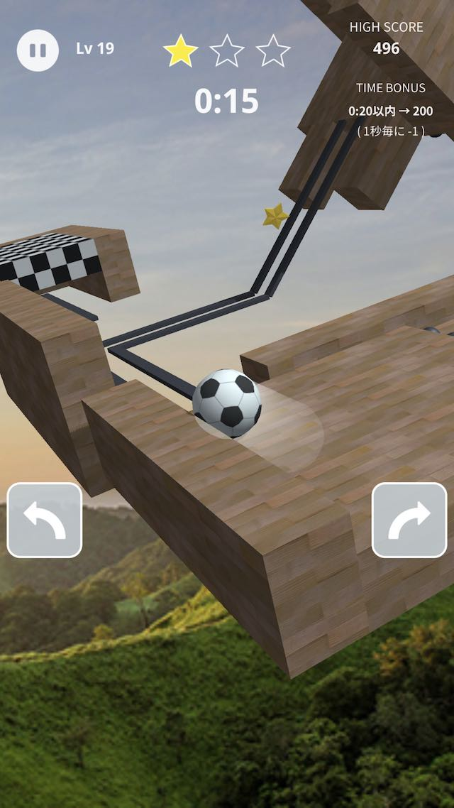 Tilt 360 - ボールバランス3D迷路のスクリーンショット_3