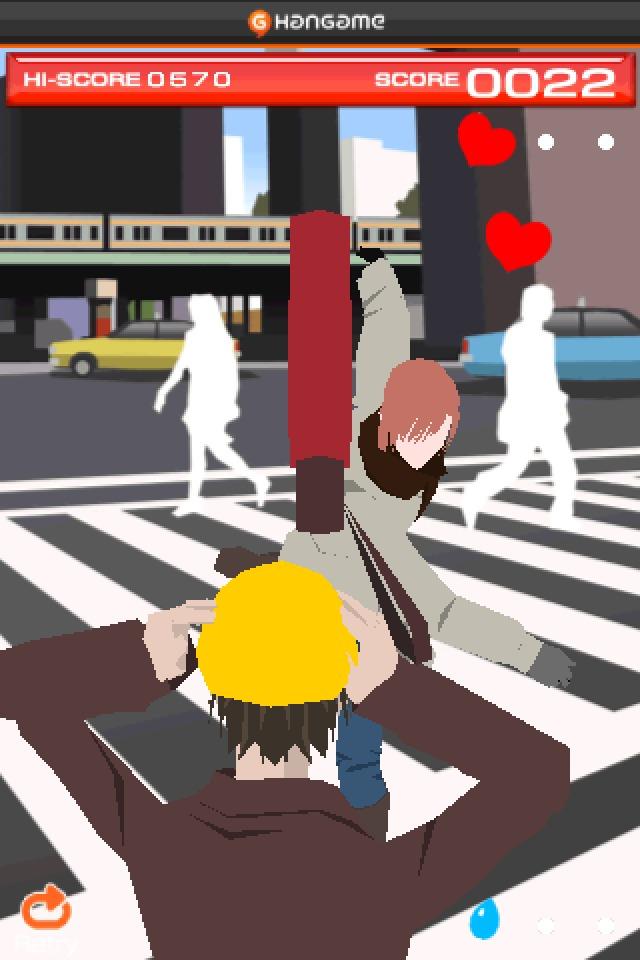 叩いて被ってじゃんけんぽんっ! by Hangameのスクリーンショット_2