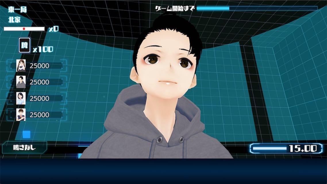 SQUARE ONLINE - オンライン麻雀 -のスクリーンショット_2