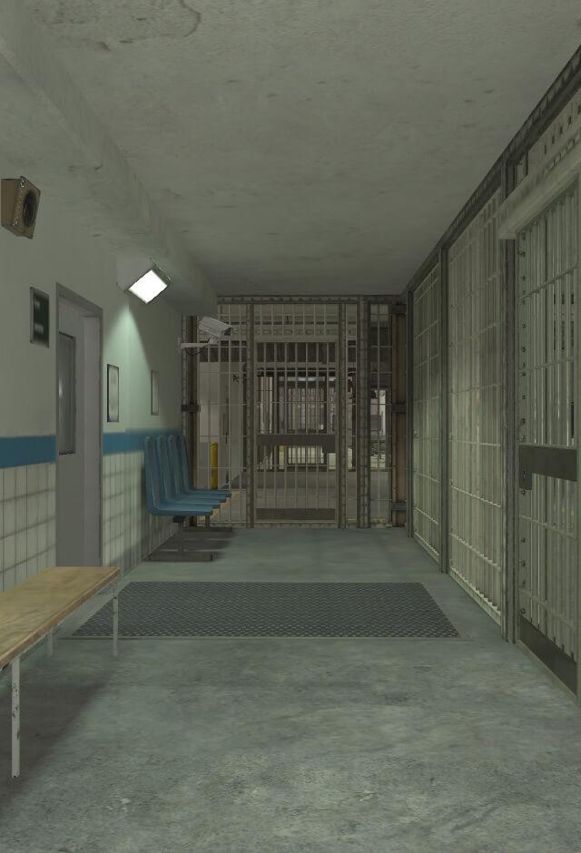 脱出ゲーム 連邦刑務所からの脱出のスクリーンショット_2