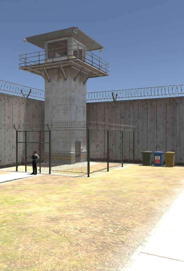 脱出ゲーム 連邦刑務所からの脱出のスクリーンショット_4