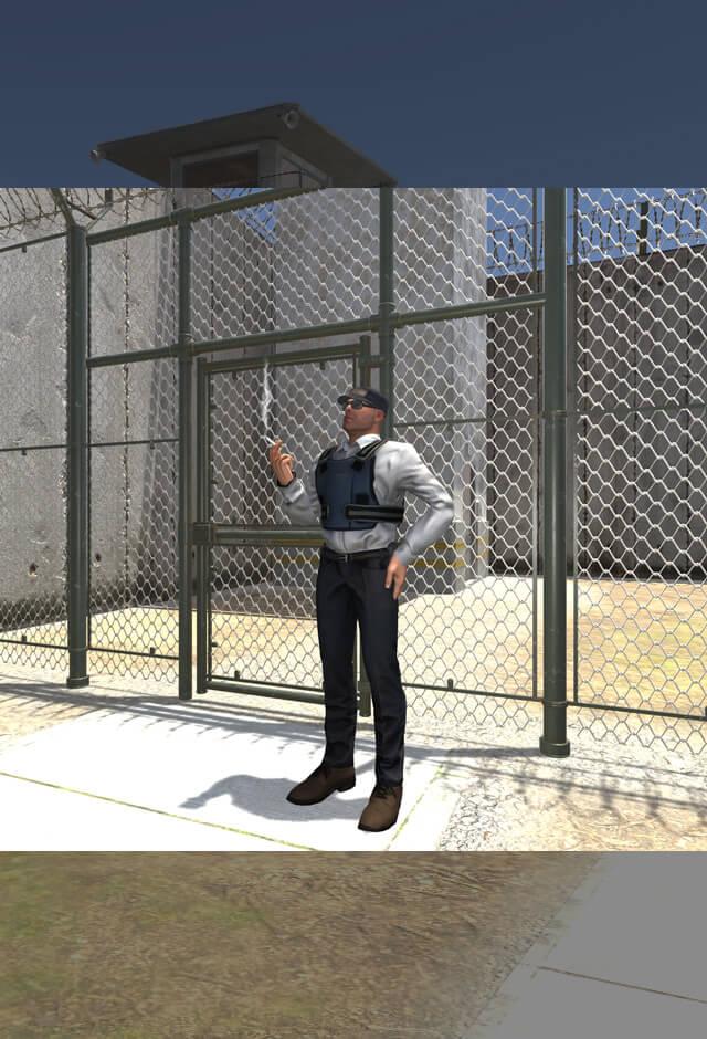 脱出ゲーム 連邦刑務所からの脱出のスクリーンショット_5