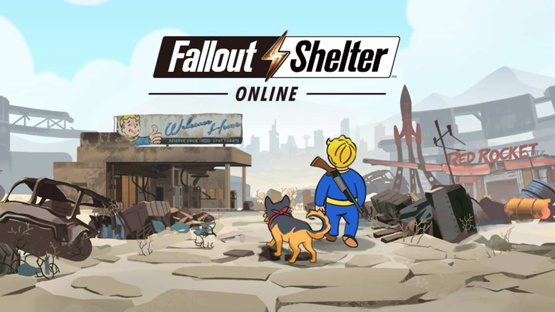 Fallout Shelter Onlineのスクリーンショット_2