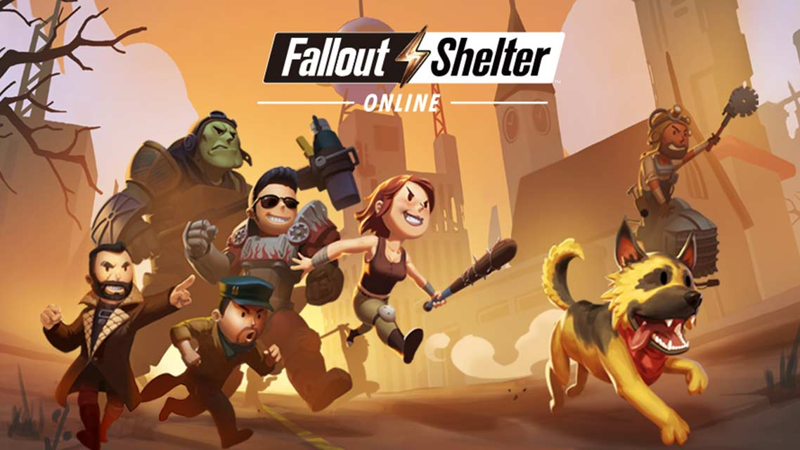 Fallout Shelter Onlineのスクリーンショット_3