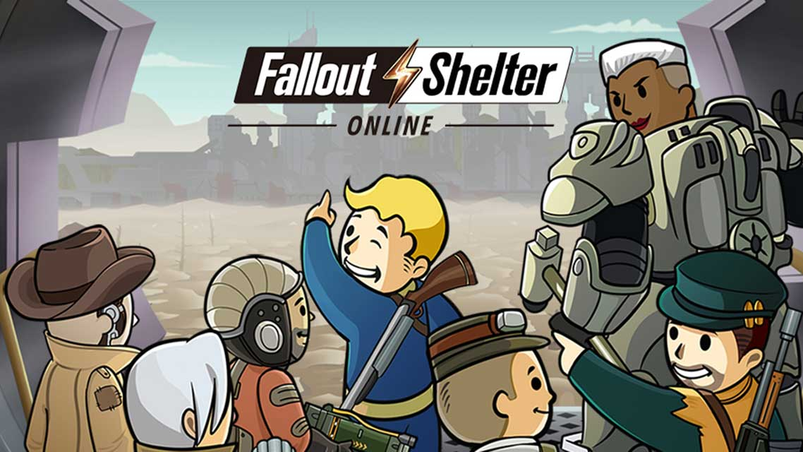 Fallout Shelter Onlineのスクリーンショット_1