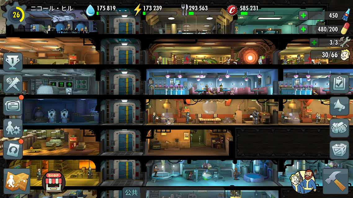 Fallout Shelter Onlineのスクリーンショット_5