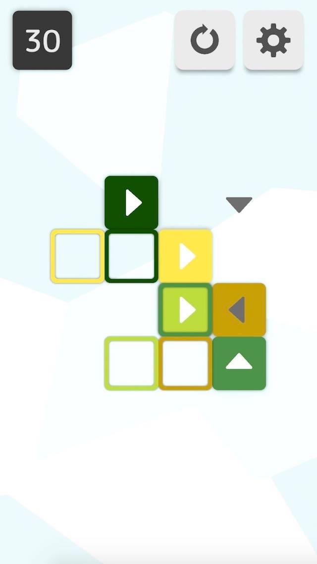 Push - ブロックを押して動かすパズルのスクリーンショット_4