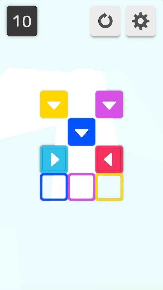 Push - ブロックを押して動かすパズルのスクリーンショット_1