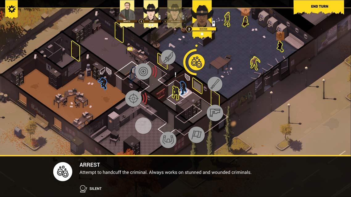 Rebel Copsのスクリーンショット_1