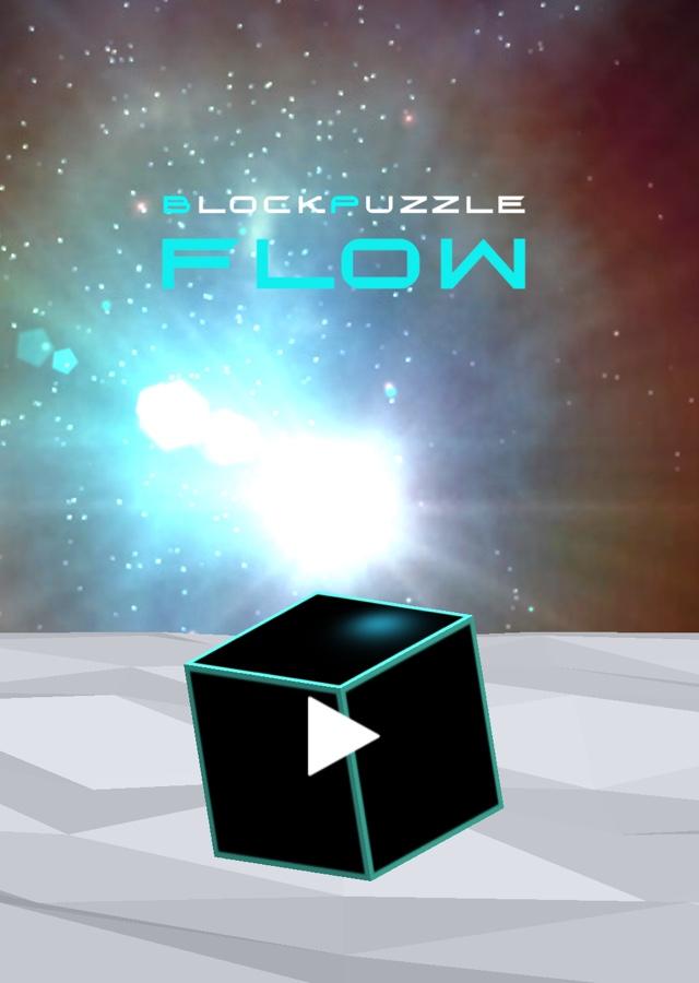 BLOCK PUZZLE FLOWのスクリーンショット_3