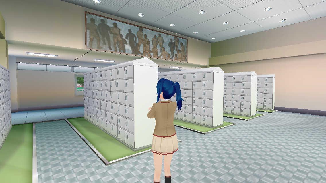 Women's School Simulator 2020のスクリーンショット_2
