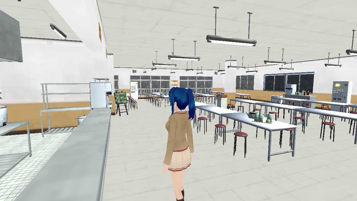 Women's School Simulator 2020のスクリーンショット_3