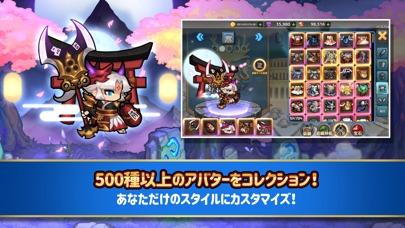 ちびっこヒーローズ - 放置系RPGのスクリーンショット_3
