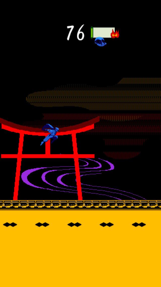 THE 忍者のスクリーンショット_1