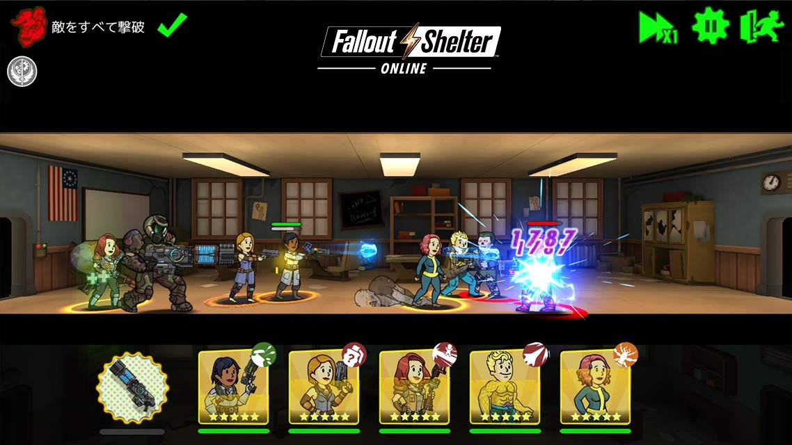 Fallout Shelter Onlineのスクリーンショット_4