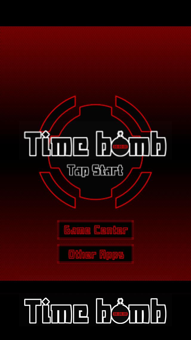 Time Bomb Σのスクリーンショット_1
