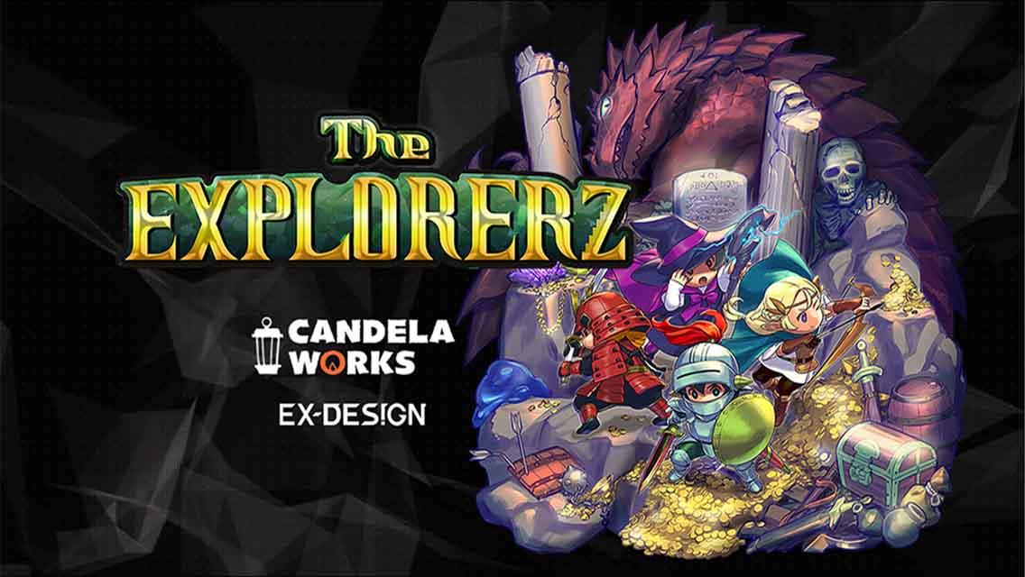 The EXPLORERZのスクリーンショット_1