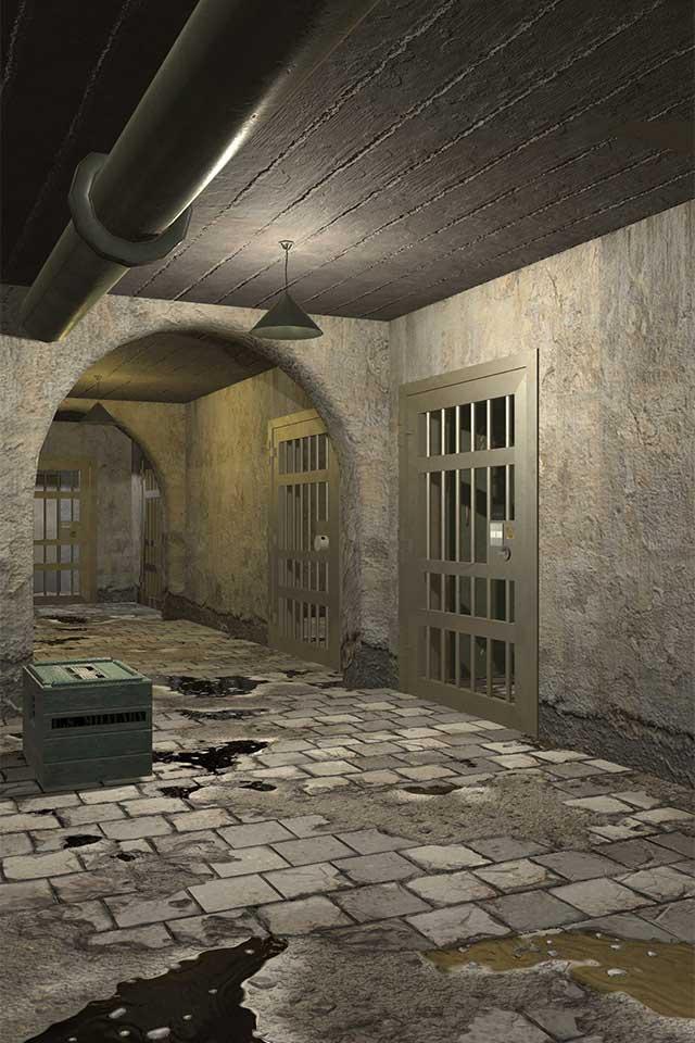 地下刑務所からの脱出のスクリーンショット_3