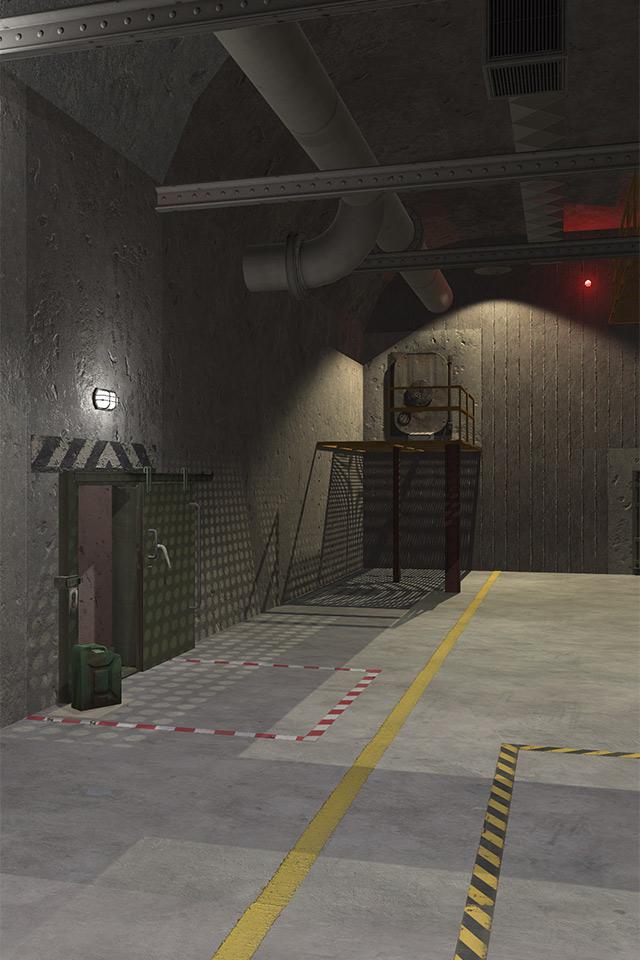 地下刑務所からの脱出のスクリーンショット_4