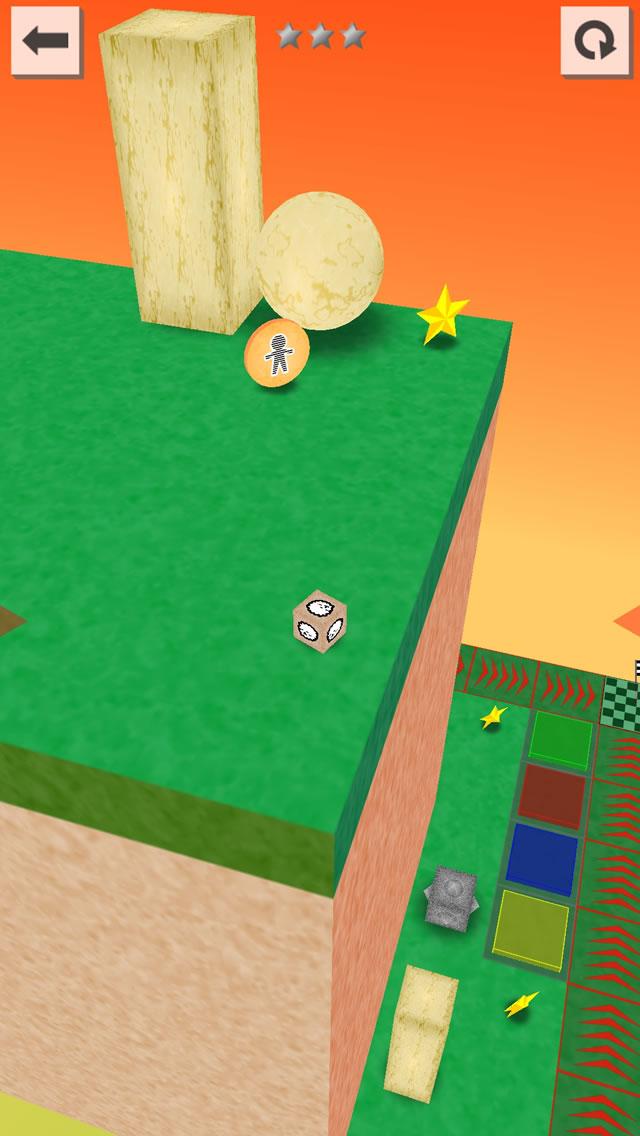 3Dゲームを作ろうのスクリーンショット_2