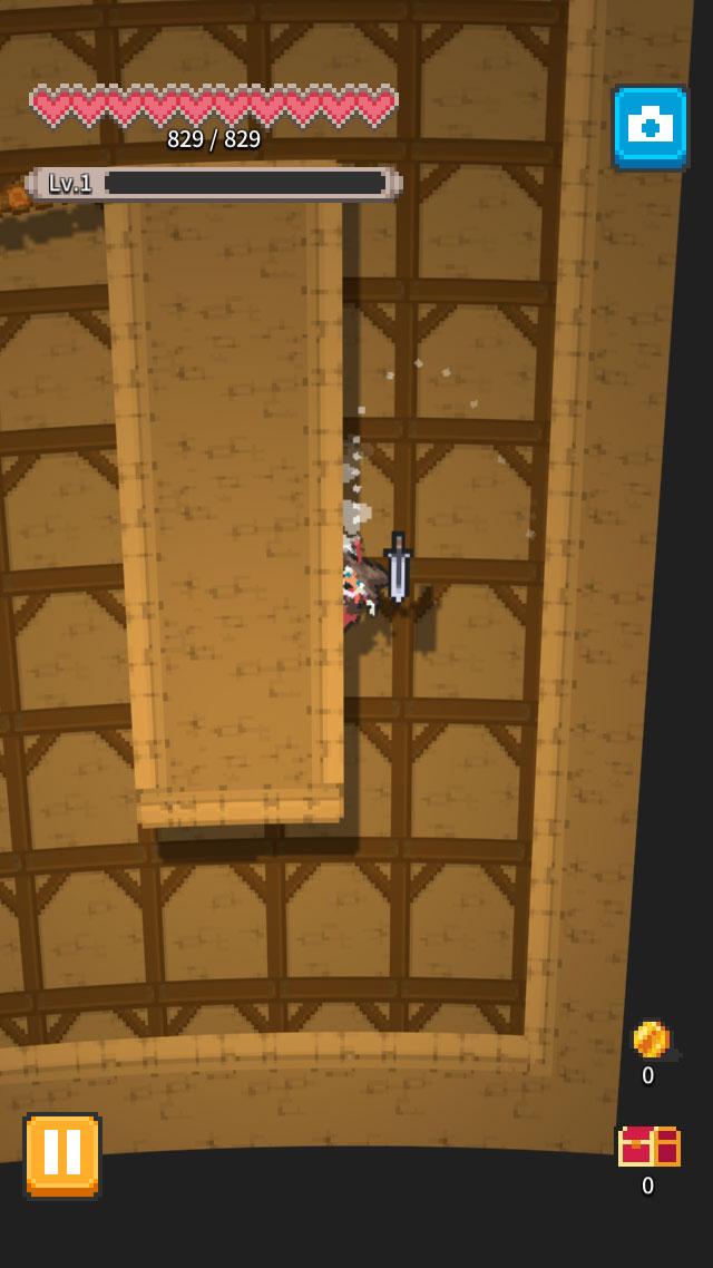 RogueRun~無間ノ塔[Abyss Tower]のスクリーンショット_2